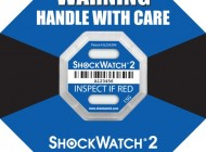 Etiqueta Shockwatch 2